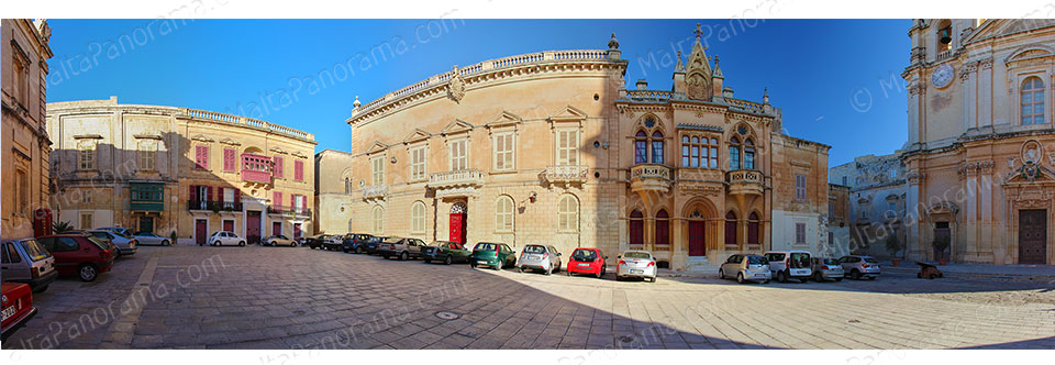 Mdina - Cathedral Square